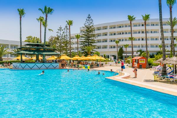 Piscine - Hôtel Maxi Club Tropicana 3* Monastir Tunisie