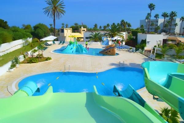 Piscine - Hôtel Maxi ClubTropicana 3* Monastir Tunisie