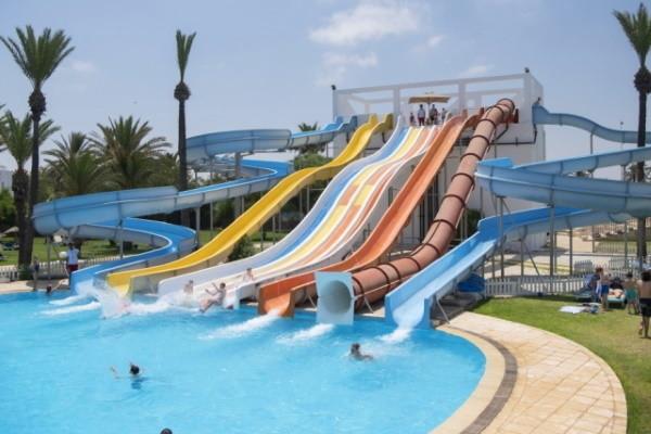 Piscine - Hôtel Mondi Club One Resort Jockey 4* Monastir Tunisie