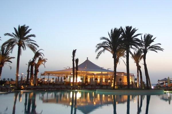 Piscine - Hôtel Mövenpick Resort & Marine Spa Port El Kantaoui 5* Monastir Tunisie