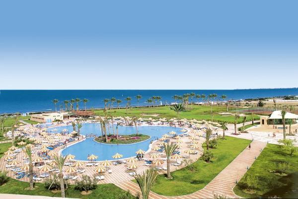 Piscine - Hôtel Nour Palace 5* Monastir Tunisie