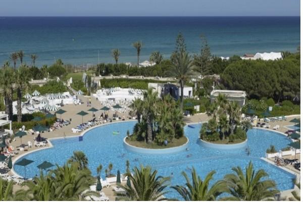 Piscine - Hôtel One Resort el Mansour 4* Monastir Tunisie