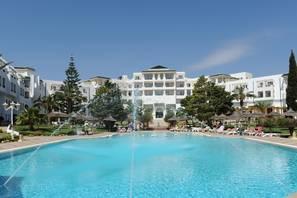 Tunisie-Monastir, Hôtel Royal Kenz 4*