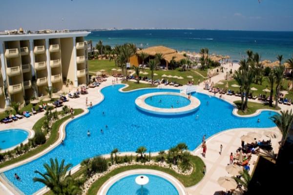 Piscine - Hôtel Royal Thalassa 5* Monastir Tunisie