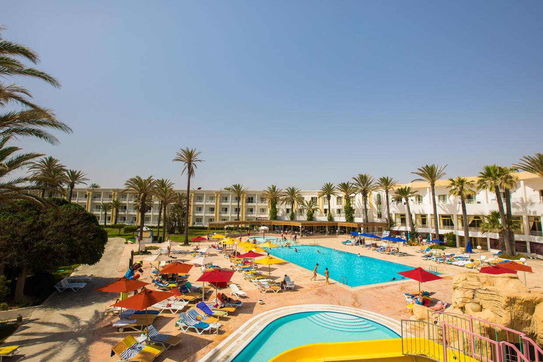 Piscine - Ruspina 4* Monastir Tunisie