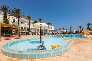 Tunisie-Monastir, Hôtel Ruspina