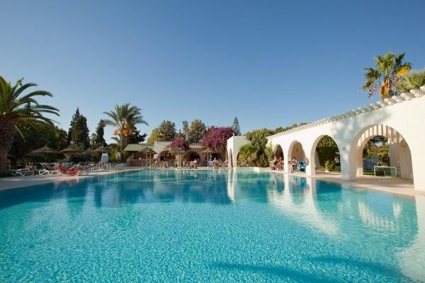 Piscine - Hôtel Seabel Alhambra Beach Golf & Spa 4* Monastir Tunisie