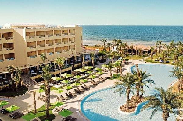 Piscine - Hôtel Sentido Rosa Beach 4*