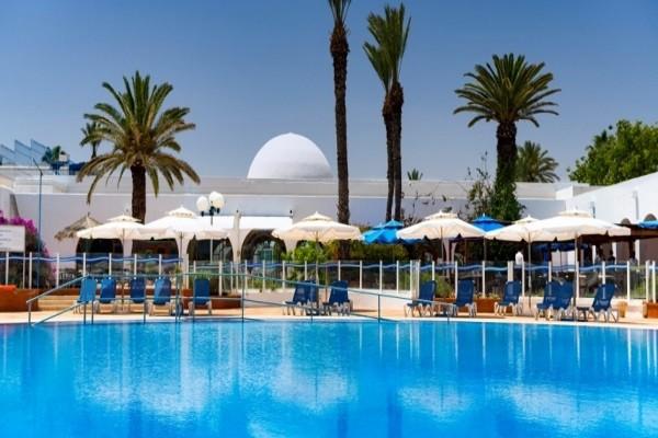 Piscine - Hôtel Shems holiday village vacances 3* Monastir Tunisie