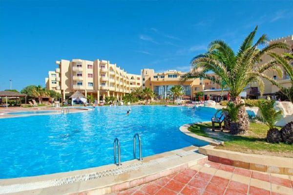 Piscine - Hôtel Skanes Sérail 4* Monastir Tunisie