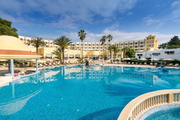 Piscine - Hôtel Steigenberger Marhaba Hammamet 5* Monastir Tunisie