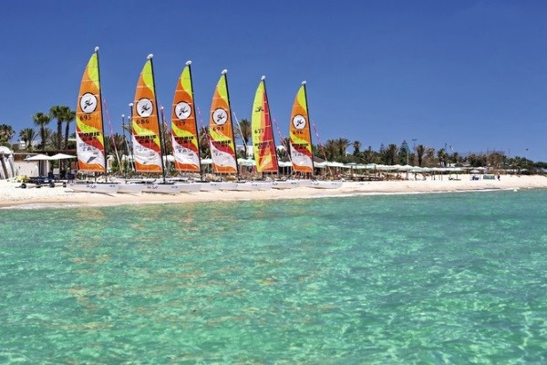 Plage - Club Jet Tours Delfino Beach 4* Monastir Tunisie