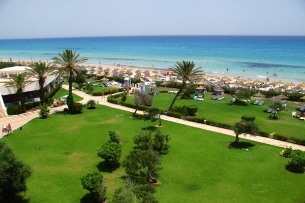 Plage - Mahdia Palace Golden Tulip 5* Monastir Tunisie