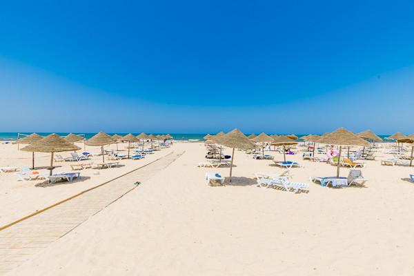 Plage - Maxi Club Tropicana 3* Monastir Tunisie