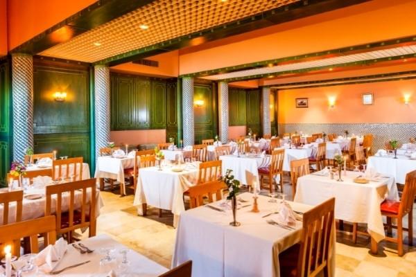 Restaurant - Hôtel El Borj 3* Monastir Tunisie