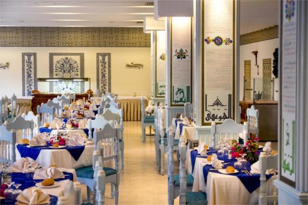 Restaurant - Hôtel Houda Golf Beach & Aquapark 3* Monastir Tunisie
