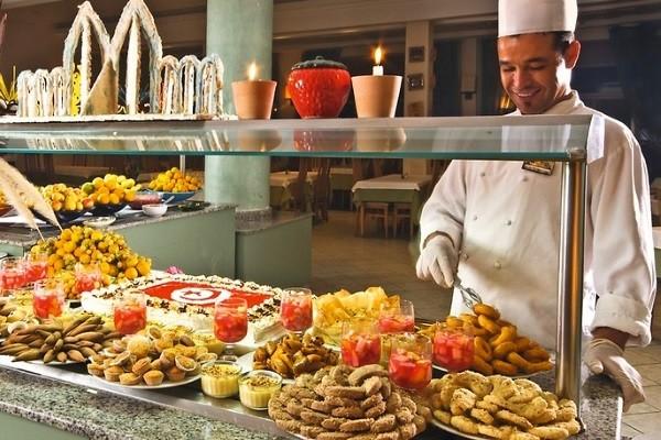Restaurant - Club Jumbo Skanes Serail 4* Monastir Tunisie