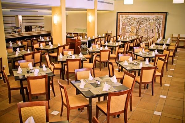 Restaurant - Hôtel Marhaba Salem 4* Monastir Tunisie