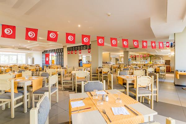 Restaurant - Maxi Club Tropicana 3* Monastir Tunisie