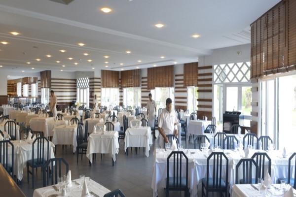 Restaurant - Hôtel One Resort el Mansour 4* Monastir Tunisie