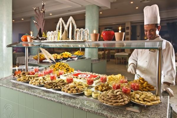 Restaurant - Skanes Serail 4* Monastir Tunisie