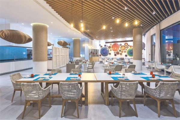 Restaurant - Hôtel The Pearl Resort & Spa 5* Monastir Tunisie