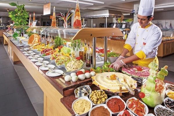Restaurant - Club Tropicana 3* Monastir Tunisie