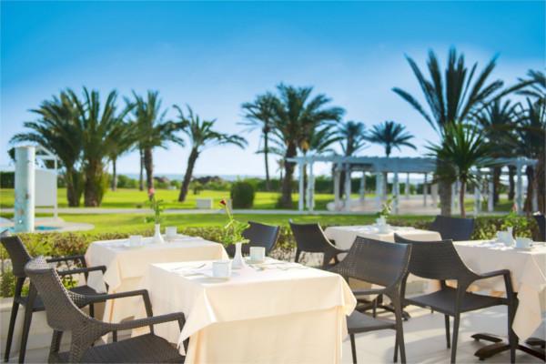Terrasse - Hôtel Iberostar Selection Royal El Mansour 5* Monastir Tunisie