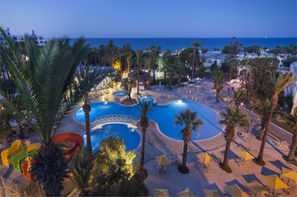 Tunisie-Monastir, Hôtel Barcelo Occidental Marhaba Sousse