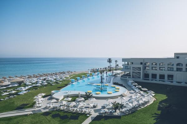 Vue panoramique - Hôtel Iberostar Kuriat Palace 5* Monastir Tunisie