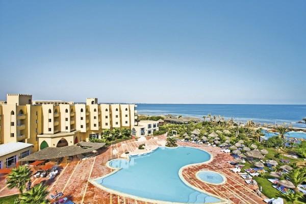 Vue panoramique - Club Jumbo Skanes Serail 4* Monastir Tunisie
