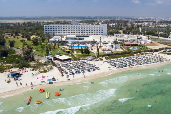 Vue panoramique - Hôtel Mondi Club One Resort Jockey 4* Monastir Tunisie