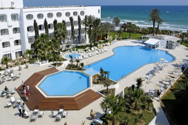 Vue panoramique - Hôtel Mondi Club Thalassa Mahdia Aquapark 4* Monastir Tunisie