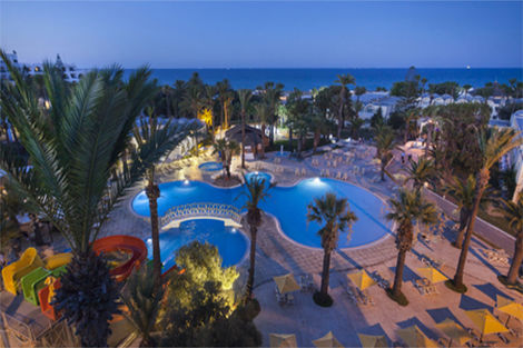 Tunisie-Hôtel Occidental Marhaba Sousse 4*