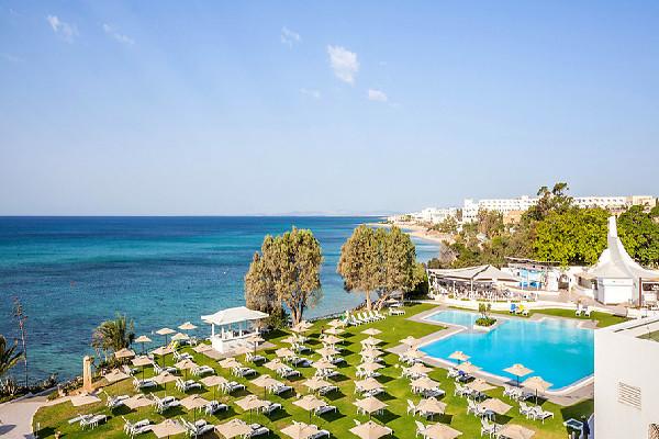 Vue panoramique - Hôtel Sentido Le Sultan 4* Monastir Tunisie