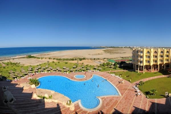 Vue panoramique - Skanes Serail 4* Monastir Tunisie