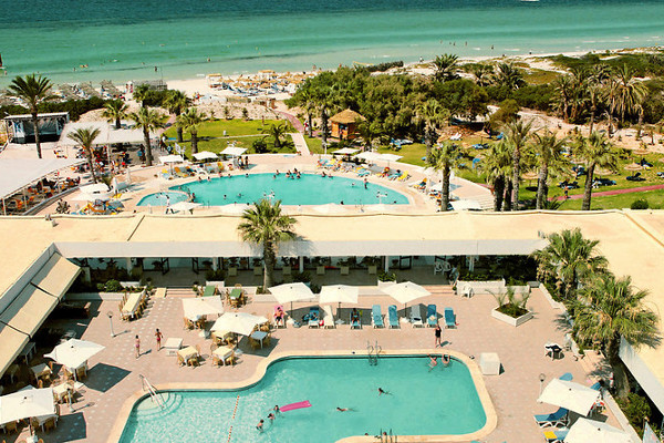 Vue panoramique - Hôtel Sunconnect One Resort Monastir 4* Monastir Tunisie