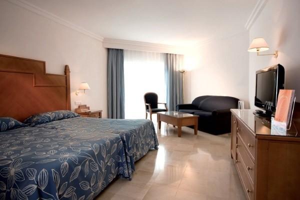 Chambre - Hôtel Concorde Marco Polo 4* Tunis Tunisie