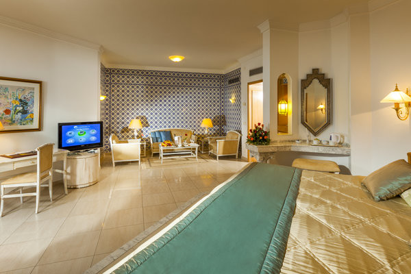 Chambre - Hôtel Hasdrubal Thalassa & Spa Yasmine Hammamet 5* Tunis Tunisie