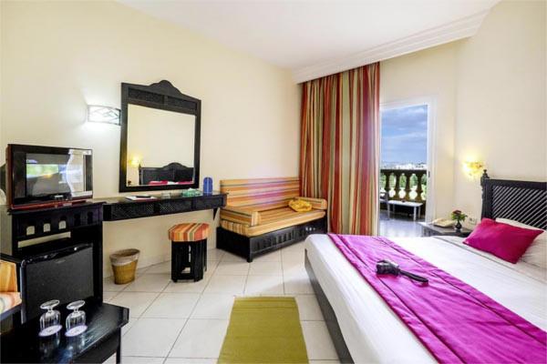 Chambre - Hôtel Houda Yasmine 4* Tunis Tunisie
