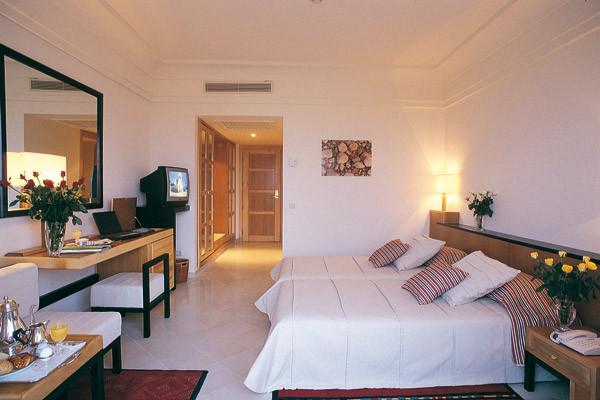 Chambre - Hôtel Laico Hammamet 5* Tunis Tunisie