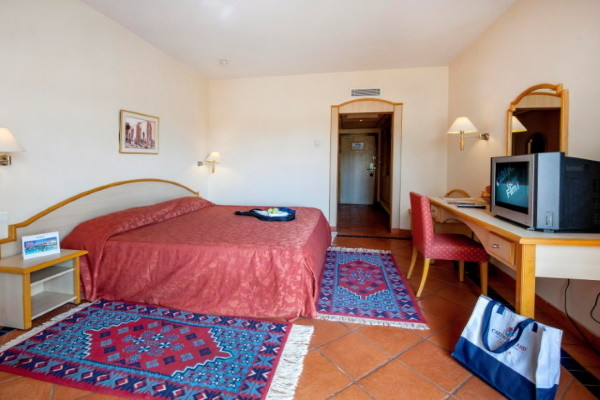 Chambre - Hôtel Medina Belisaire & Thalasso 4* Tunis Tunisie