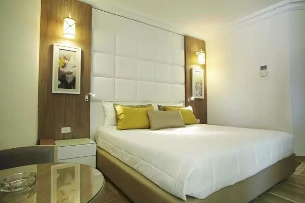 Chambre - Hôtel Ôclub Premium LTI Bellevue Park 5* Tunis Tunisie