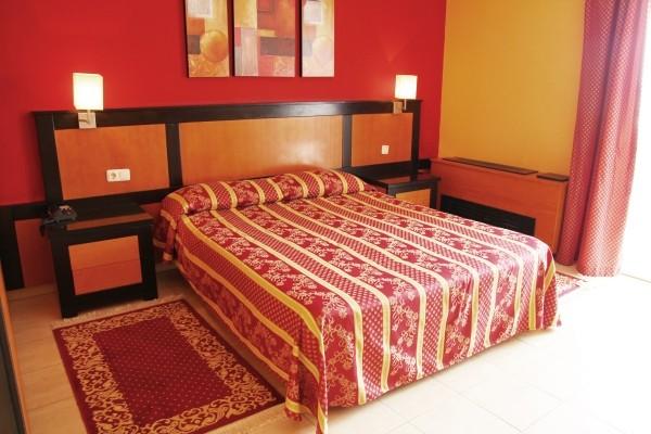 Chambre - Hôtel Royal Lido Resort & Spa 4* Tunis Tunisie