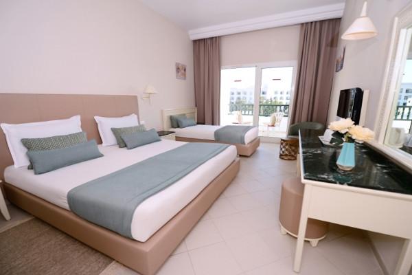 Chambre - Hôtel Royal Nozha 4* Tunis Tunisie