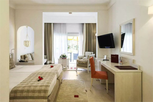 Chambre - Hôtel The Sindbad 5* Tunis Tunisie