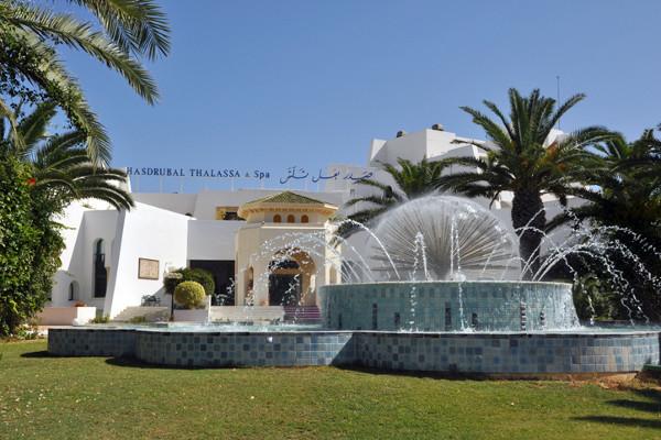Facade - Hôtel Hasdrubal Thalassa Port El Kantaoui 4* Tunis Tunisie