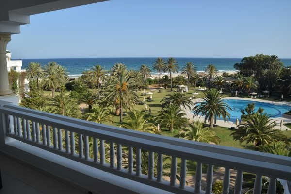 Piscine - Hôtel Adult Only Tui Blue Oceana Suites 5* Tunis Tunisie