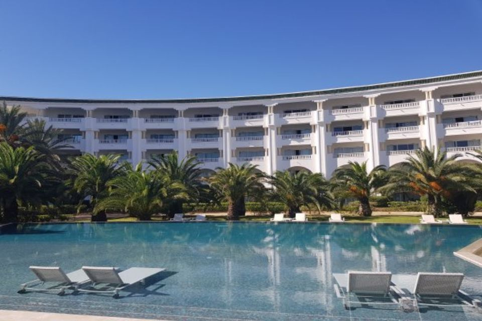 Hôtel Adult Only Tui Blue Oceana Suites Hammamet Tunisie