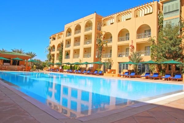 Piscine - Hôtel Alhambra Thalasso Hammamet 5* Tunis Tunisie